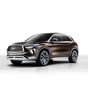 infiniti to reveal QX50