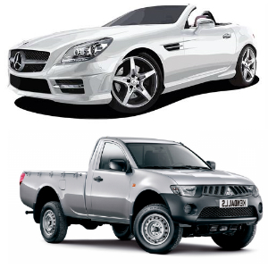 pickup or convertable