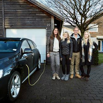 volvo drive me family
