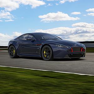 Aston Martin's V8