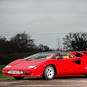 1983 Lamborghini