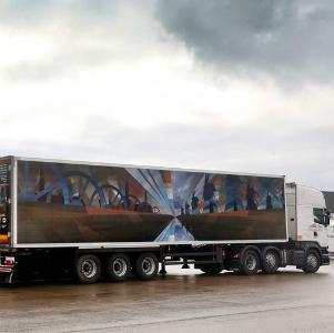 RGVA Truck Art