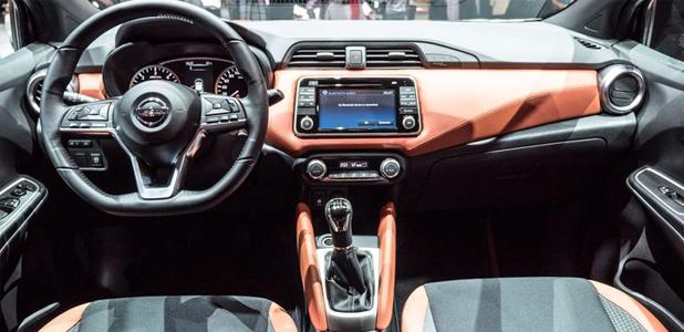 Volvo Micra Inside