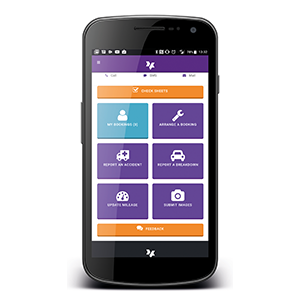 FSGB - App