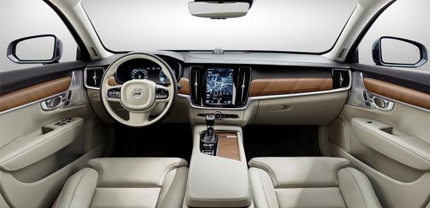 Volvo Inside