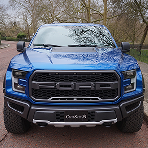 Ford F-150 Raptor arrives in the UK