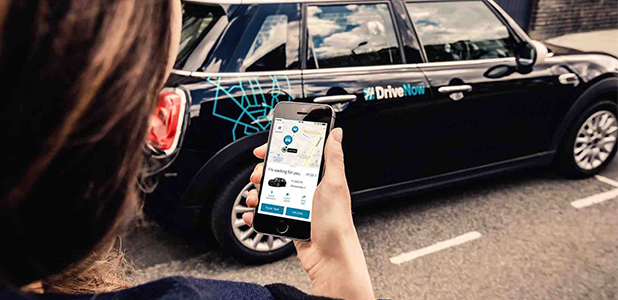 Drivenow's Latest App Update