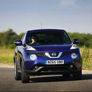 Juke Best Compact SUV At Fleet News Awards
