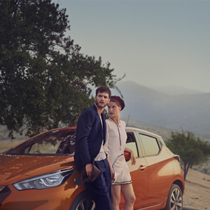 Meet the Accomplice- Nissan Micra marketing campaign goes live