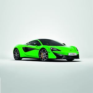 Protect and personalise your McLaren Sports Series