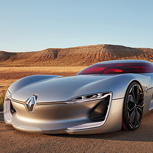 Renault Trezor voted Concept Car Of The Year