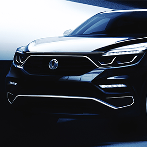 SsangYong to unveil flagship SUV at the Seoul Motor Show