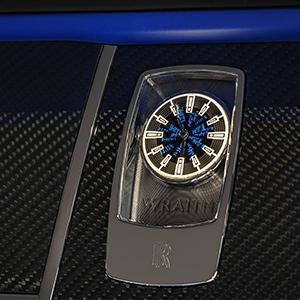 Rolls-Royce Motor Cars Mohammed Kazem Wraith