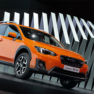 All-New Subaru XV wins JNCAP Grand Prix Award