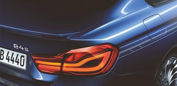 Alpina to launch B4 S Bi-Turbo at London Motor Show 2017