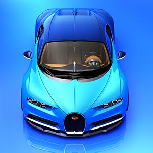 Bugatti Chiron at Prescott!