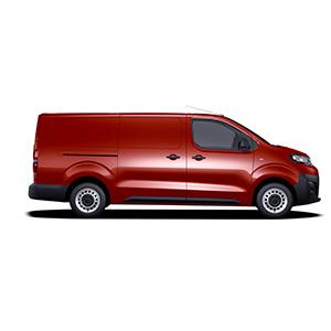 Citroën brings complete Dispatch van range to CV show