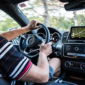 Company car drivers remain nervous of fully autonomous vehicles