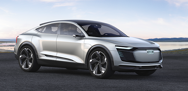 Enter the next Audi e-tron concept