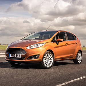 Ford Fiesta UK's best-selling car in March'17