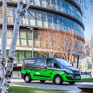 Ford Transit plug-in hybrid trial starts this Autumn