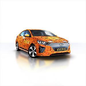 Hyundai launches contactless car