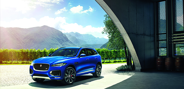 Jaguar F-Pace Voted 2017 Best Car In The World