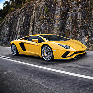 Lamborghini London To Showcase Aventador S At Show