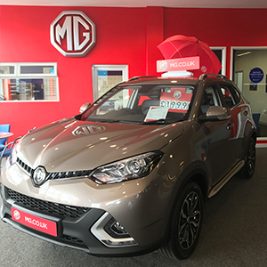 MG Motor UK expands national network with Tyneside dealer appoint