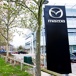 Mazda's in-house Customer Relations anniversary