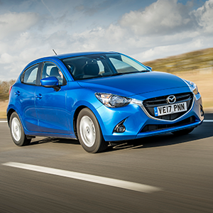 Mazda achieves record March retail sales