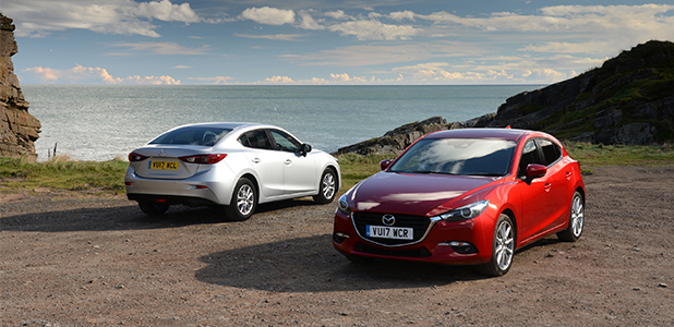 Mazda achieves record March retail sales