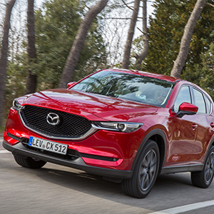 Mazda all-new CX-5