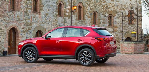 Mazda all-new CX-5