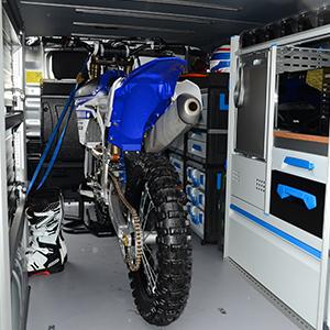 Movano Race Van Concept and Vivaro Race Van Concept