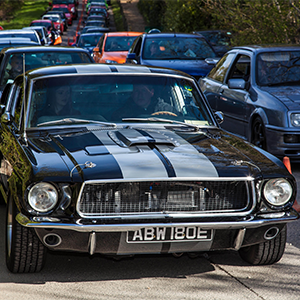Mustangs lead the way to Beaulieu's Simply Ford