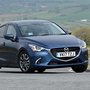New GT and GT Sport models spearhead updated Mazda2 range