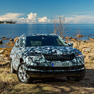 New offering in the compact SUV segment: The ŠKODA KAROQ