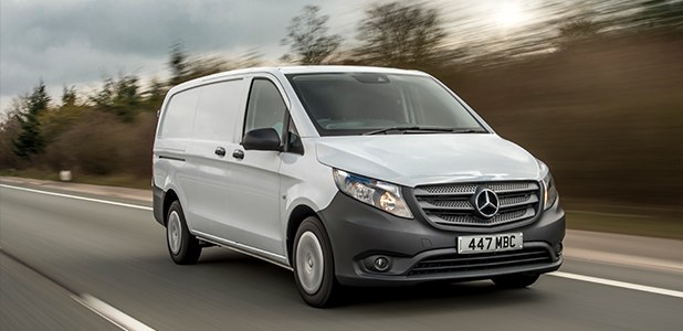 Record-breaking start to the year for Mercedes-Benz Vans UK Ltd