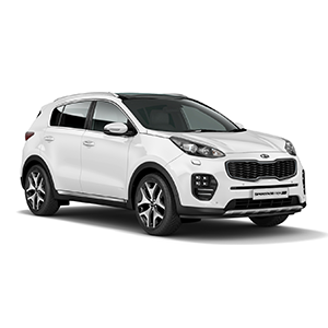 Sportage leads the charge for record first quarter for Kia