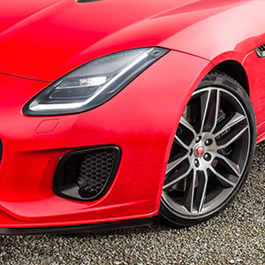 The new Jaguar F-TYPE four-cylinder- A pure sports car
