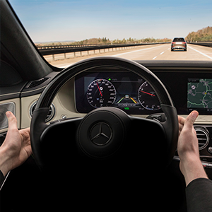 The new S-Class: Intelligent Drive Next Level