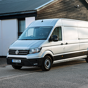 The new Volkswagen Crafter (2017)