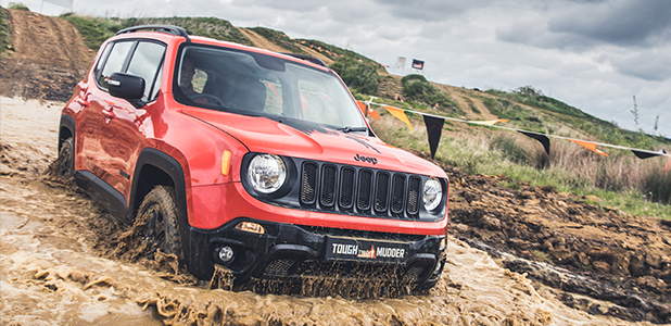 Tough Mudder for Jeep created to launch limited edition Renegade