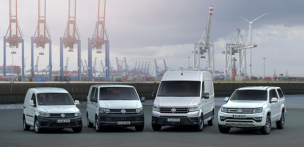 Volkswagen CV achieved record deliveries in first quarter