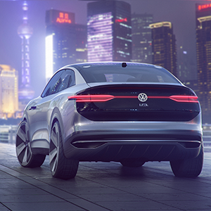 Volkswagen The I.D. CROZZ Concept