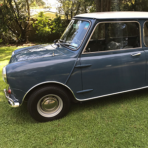 1966 'Downton' Austin Cooper 998