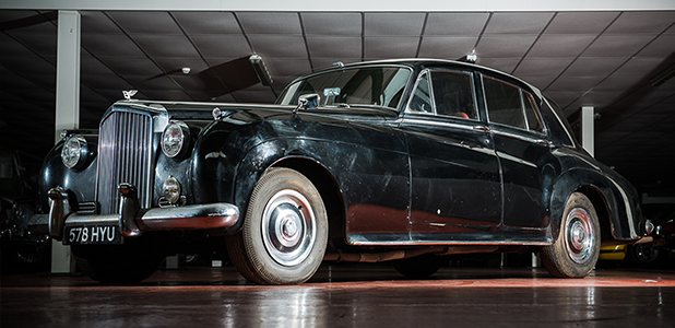 77 stunning classics at Silverstone Auctions' May Sale