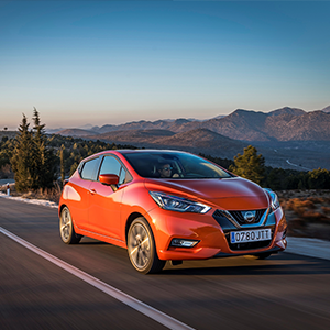 All-new Nissan Micra 1.0-litre