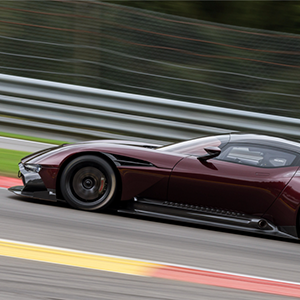 Aston Martin Vulcan set to fly at Shelsley Walsh Hill Climb